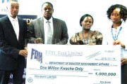 FDH Bank donates K1million to flood victims