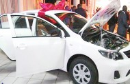Toyota Malawi unveils Quest