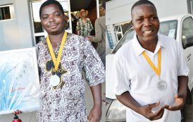 Poets honoured at Bwalo la Alakatuli