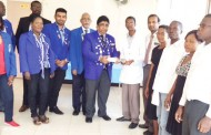 Blantyre Lions Club donates eye glasses to hospital