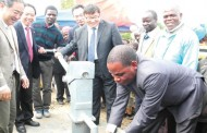 China promotes safe water in Chiradzulu