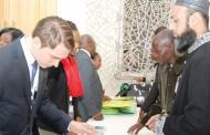 Private sector applaud meet