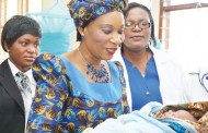 First lady commends Balaka District Hospital staff