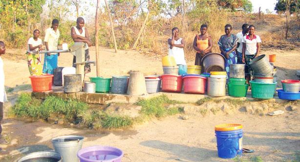 Water crisis hits Dwangwa
