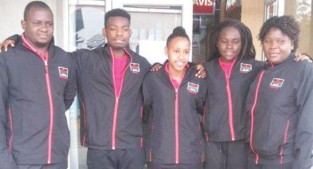 Three swimmers World Championship-bound
