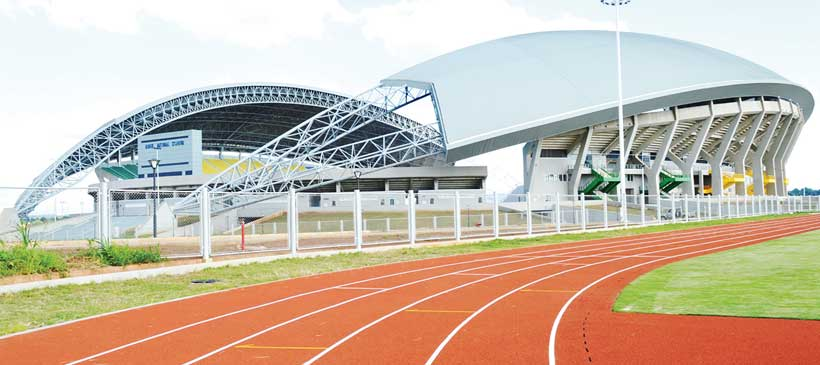 Bingu National Stadium opening to defy capacity