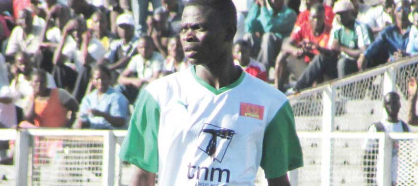 Mbulu, Chande make Flames squad for China