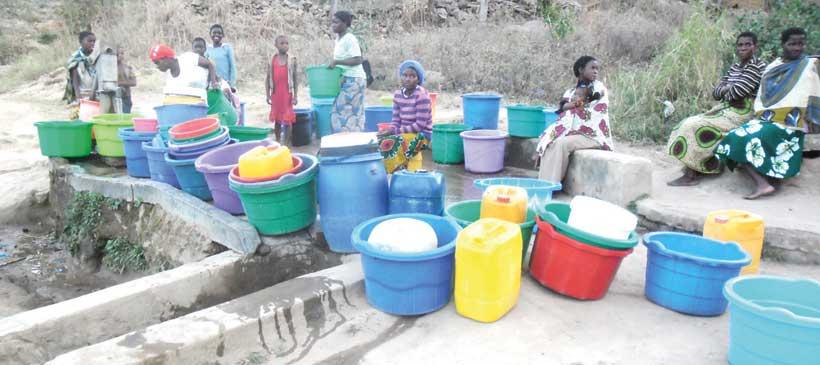 Water crisis looms in Lilongwe