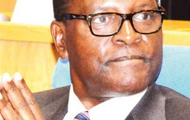 Peter Mutharika has failed— Lazarus Chakwera