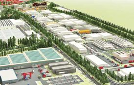 Industrial park in the pipeline