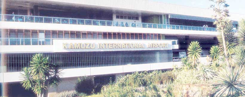 $33 million for Kamuzu International Airport upgrades