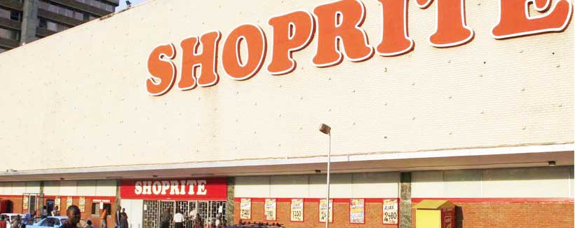 Shoprite lures South African customers