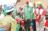MCP youths aid the needy, plant trees