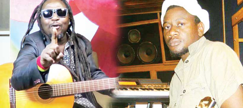 Thuthukani Cele works with Ralph Ching'amba in new album