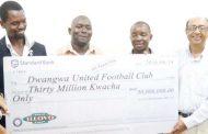 Dwangwa United in sponsorship dilemma