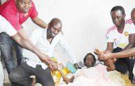 Emma Mdzagada still bedridden