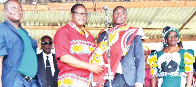 Malawi needs mental revolution— Lazarus Chakwera