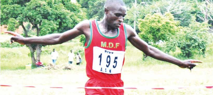 Uganda-bound athletes off Monday