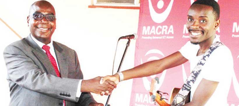 Macra joins Patience Namadingo's cause