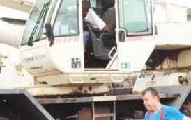 Strabag fires driver, boss deported