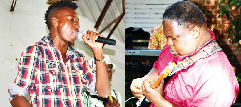 Thomas Chibade faces Paul in Blantyre shows