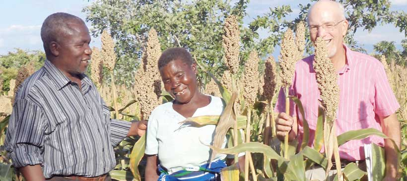 Icrisat encourages modern agriculture