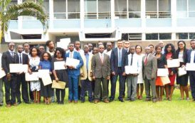 Total awards Poly students