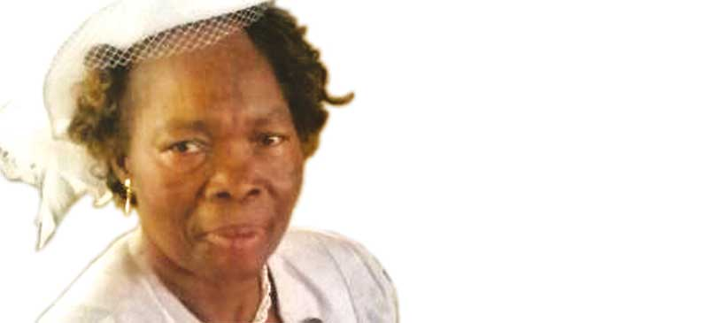 Effie Pelekamoyo's burial Saturday