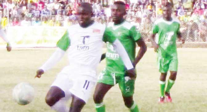 Mafco FC 'dump' Chitowe Ground