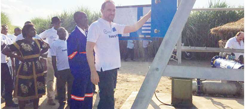 Sugar cane farmers' income triples in Chikwawa