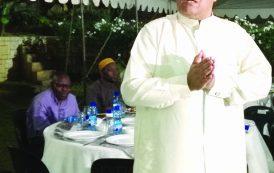 Sidik Mia eyes Vice Presidency