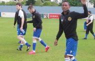Big Bullets' Ireland-based striker in Friday