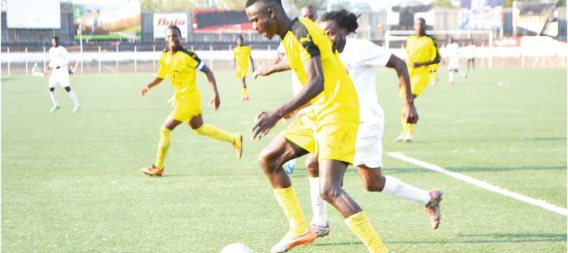 Football returns to MDC Stadium