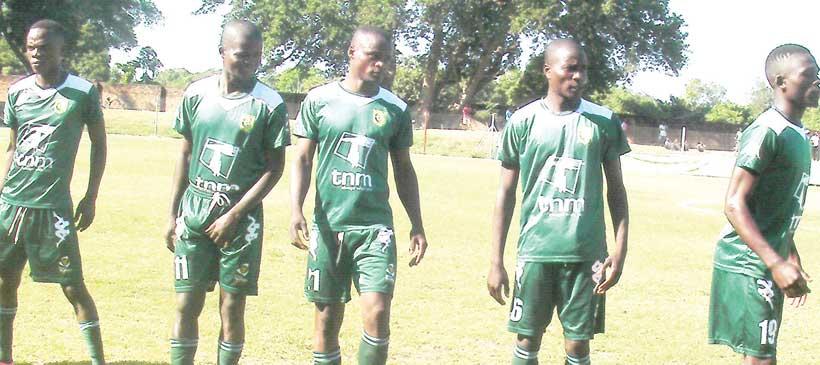 Calisto Kalinda back at Mafco FC