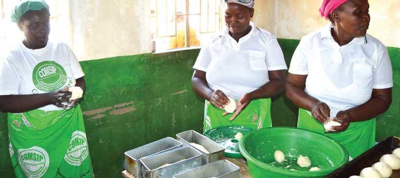 Transforming rural communities through cooperatives