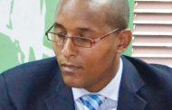 Daud Suleman in Cosafa organising committee