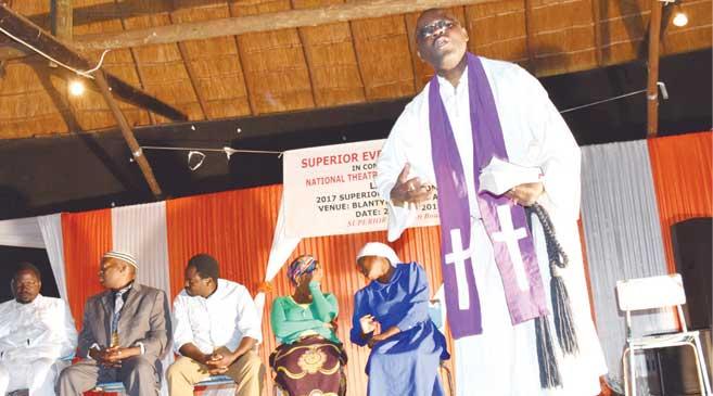 Kwathu Drama Group back with new play