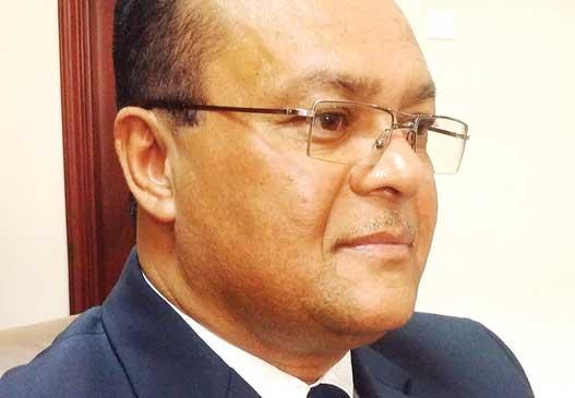 Sidik Mia encourages youths