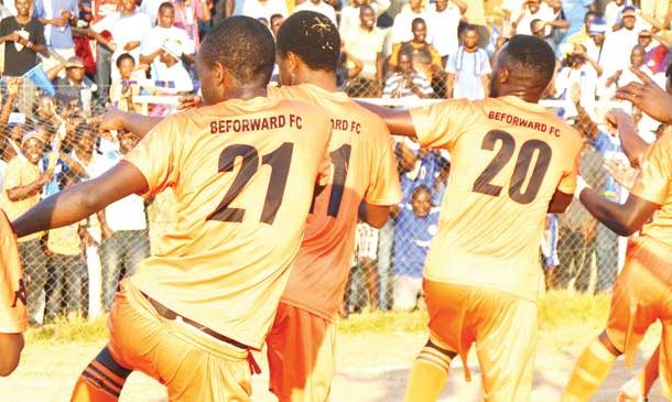Be Forward Wanderers Mozambique -bound