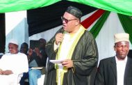Chiefs rally behind Malawi Congress Party