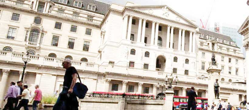 Bank of England staff to go on strike