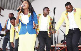 Great Angels Choir, Ndirande Anglican Voices challenged