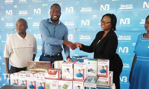 National Bank of Malawi donates K5 million to Mulanje Hospital