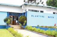 Blantyre Water Board to cut off water supply Friday