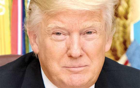 US president Trump outlines major tax cuts