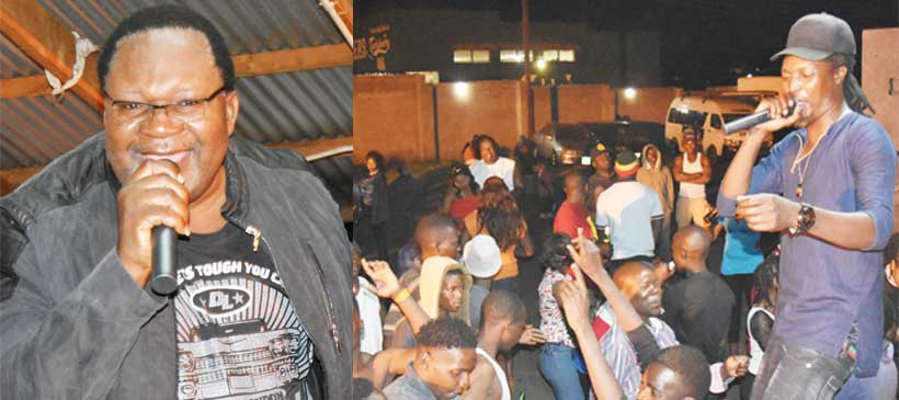Soldier talks Sand Music Festival at New Village