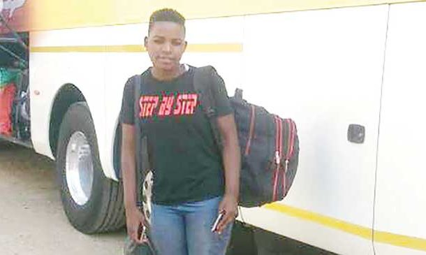 Ruth Chisale off to South Africa