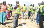 Mzimba's quest for potable water