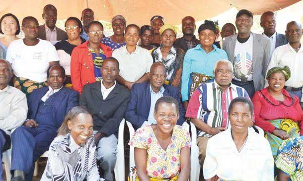 Managing diabetes at grass roots