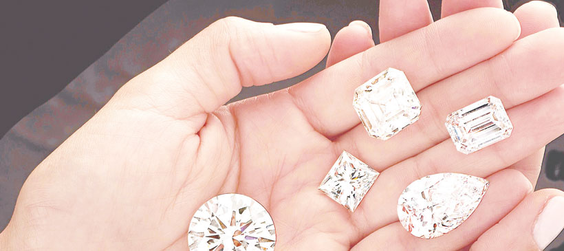 Two huge diamonds discovered in Lesotho